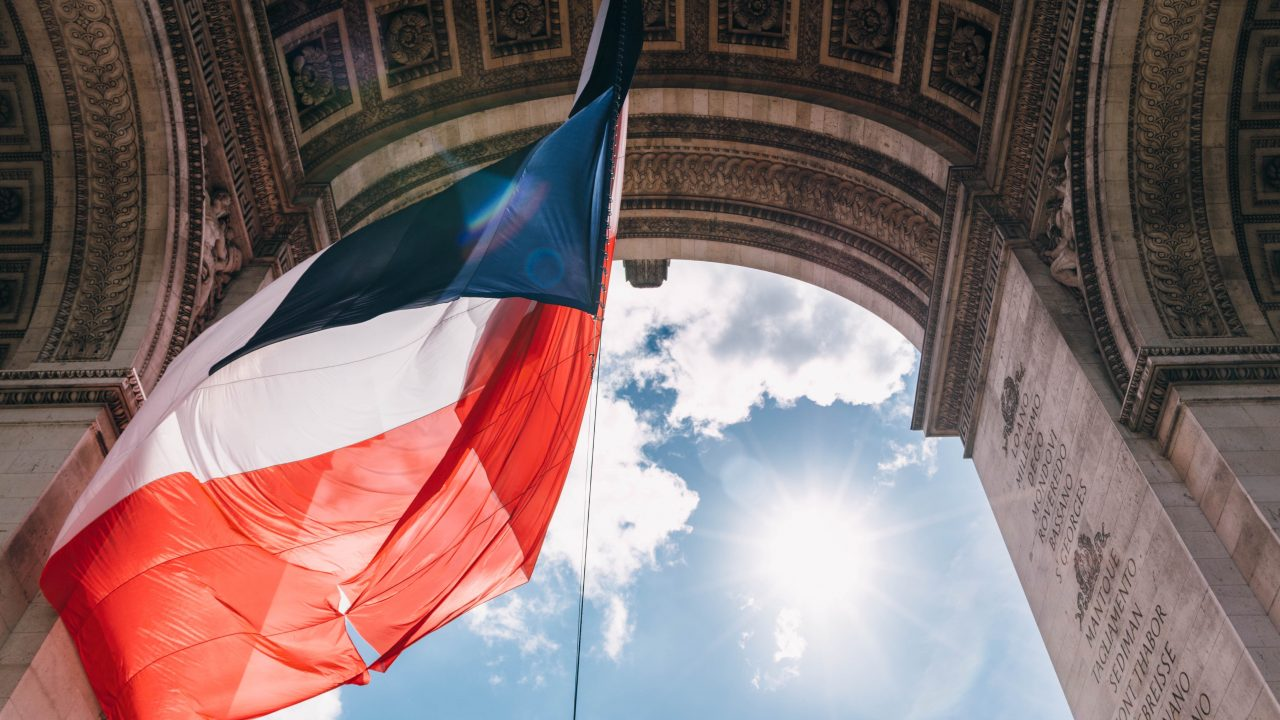 french-flag-94MZ8QV