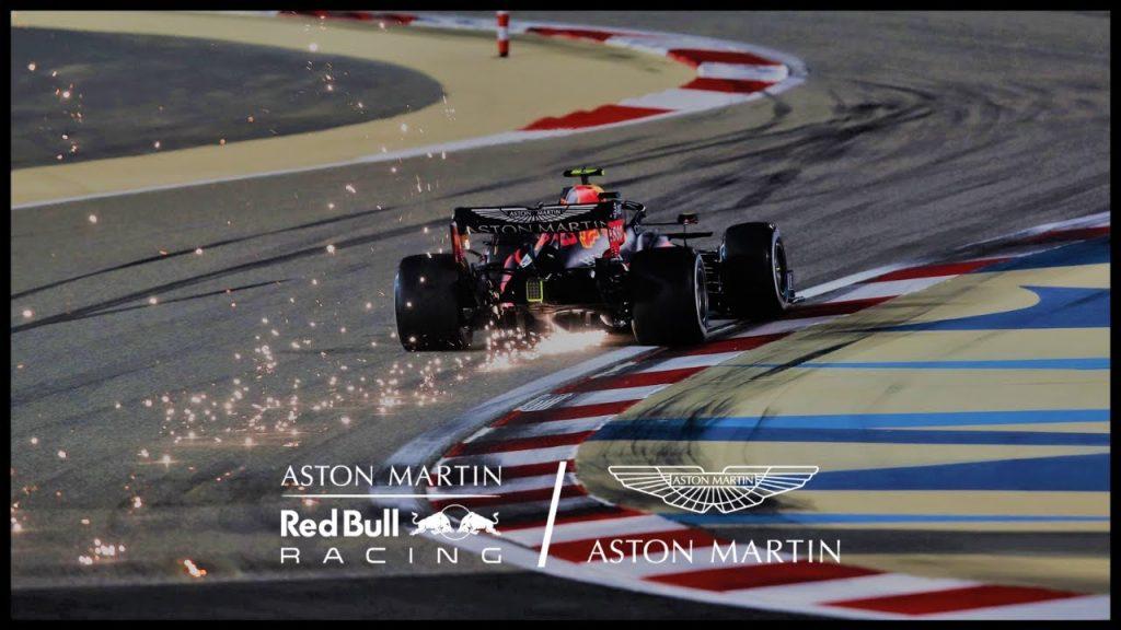 Aston Martin Thank you Red Bull Racing