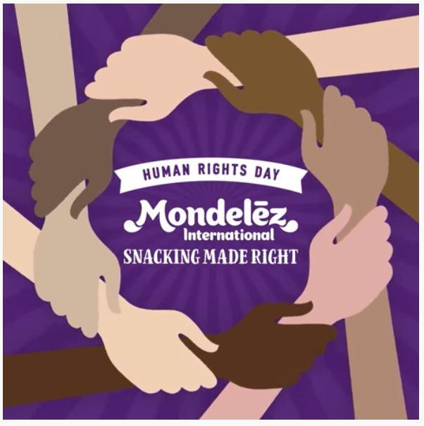 Mondelēz International celebrates International Human Rights Day