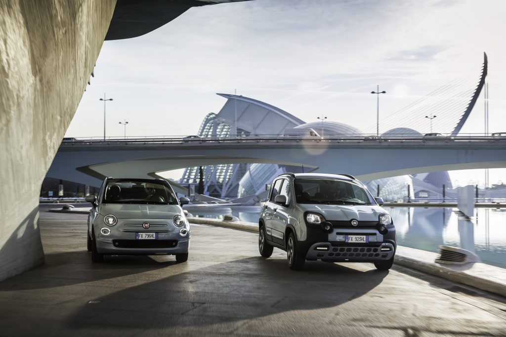 HP_Fiat 500 and Fiat Panda Hybrid Launch Edition