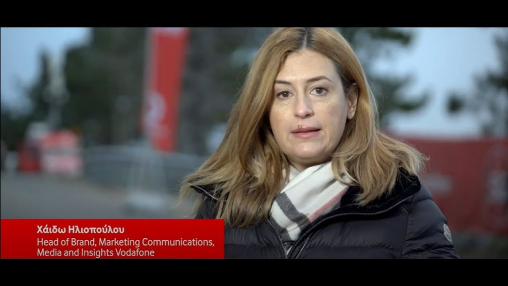 Vodafone Giga Network 5G (behind the scenes)