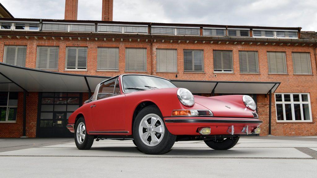 Porsche Classic   Restaurierungen   2020