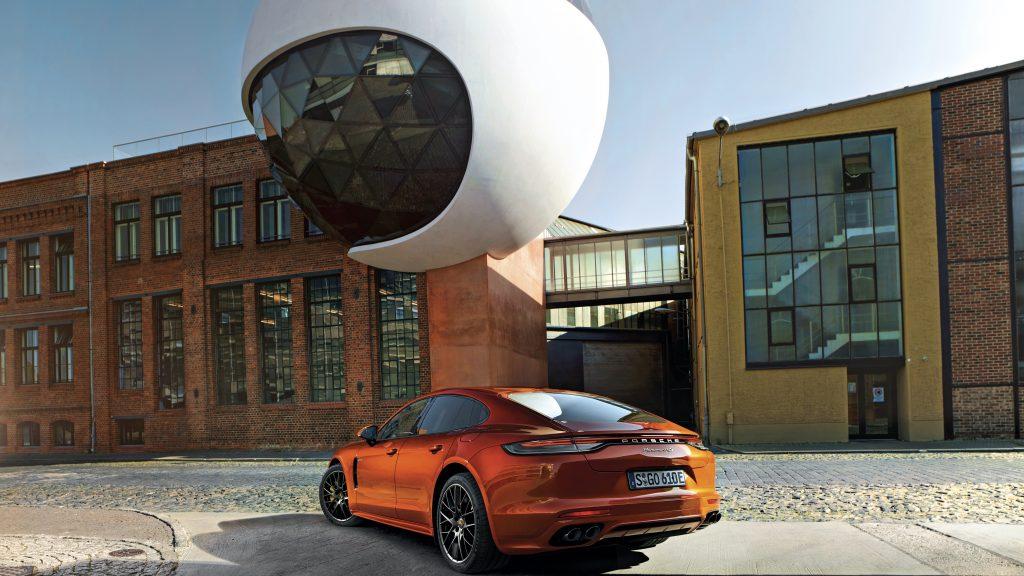 Porsche Panamera meets Yun-Li Cho