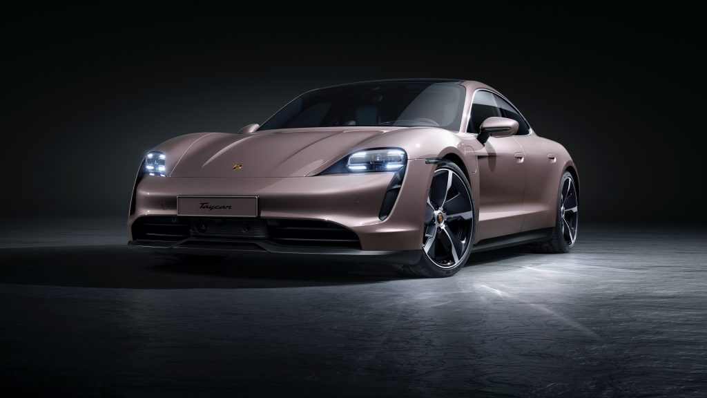 Porsche extends the Taycan model range