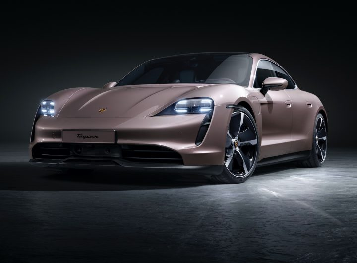 Porsche extends the Taycan model range