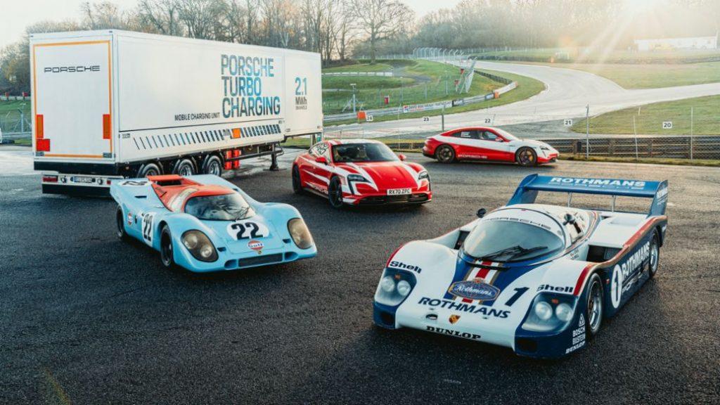 Porsche Taycan races into the record books_DSC07685