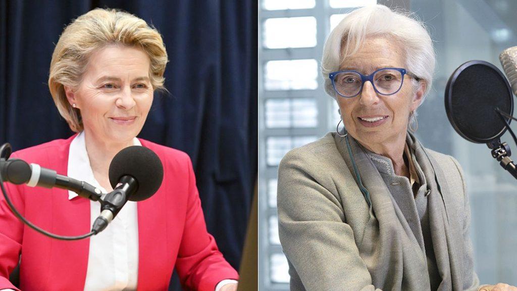 The ECB Podcast_Christine Lagarde and Ursula von der Leyen