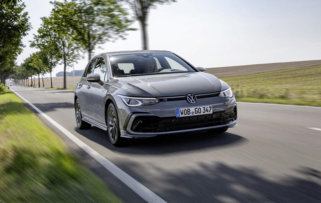 The new Volkswagen Golf 1.5 eTSI