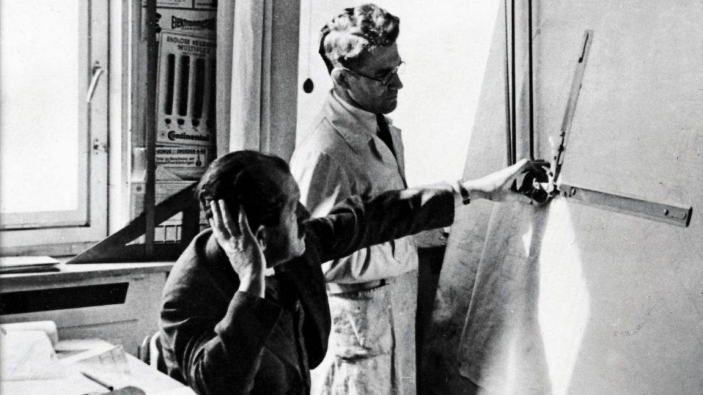 A_Gründung Konstruktionsbüro (1931)