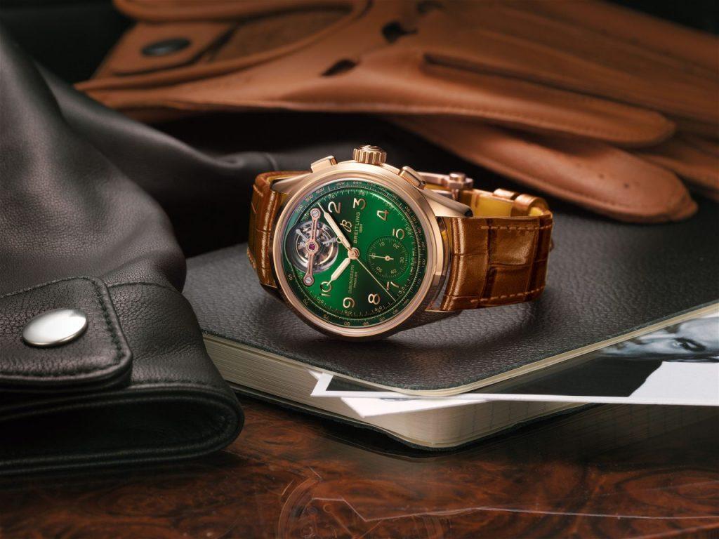 BENTLEY_Premier B21 Chronograph Tourbillon 42 Bentley Limited Edition - 1