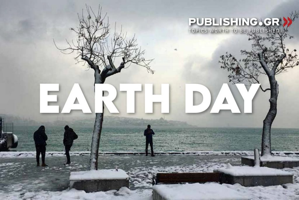 EARTH DAY-PUBLISHING