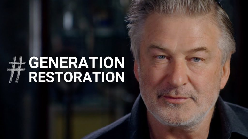 This Earth Day, join #GenerationRestoration​ with Alec Baldwin