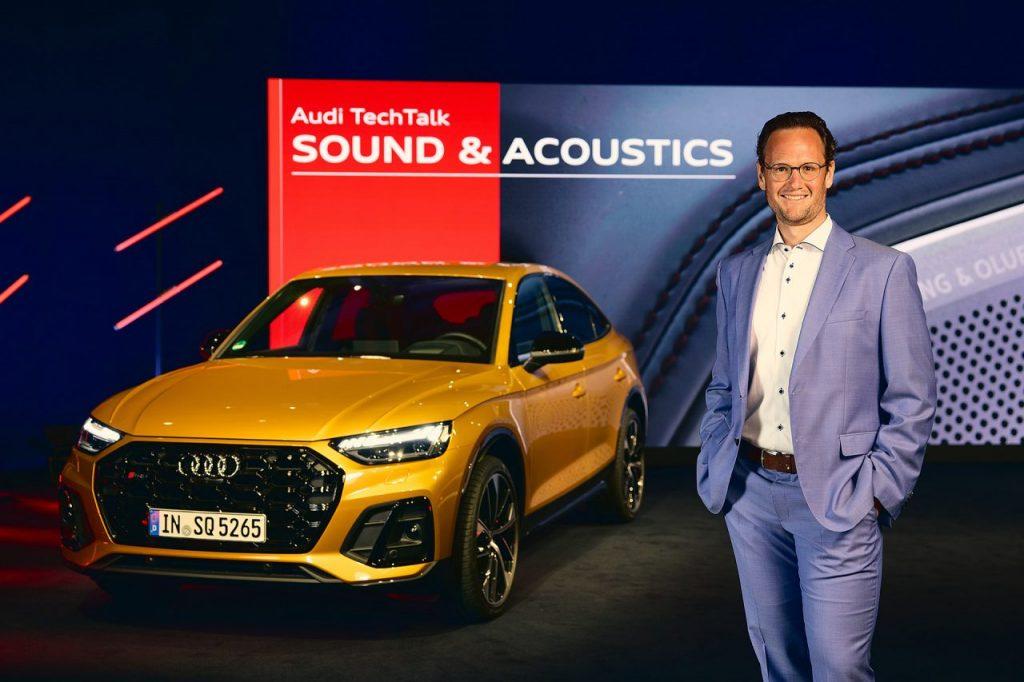 AUDI SOUND & ACOUSTICS_Dr._TOBIAS GRUENDL