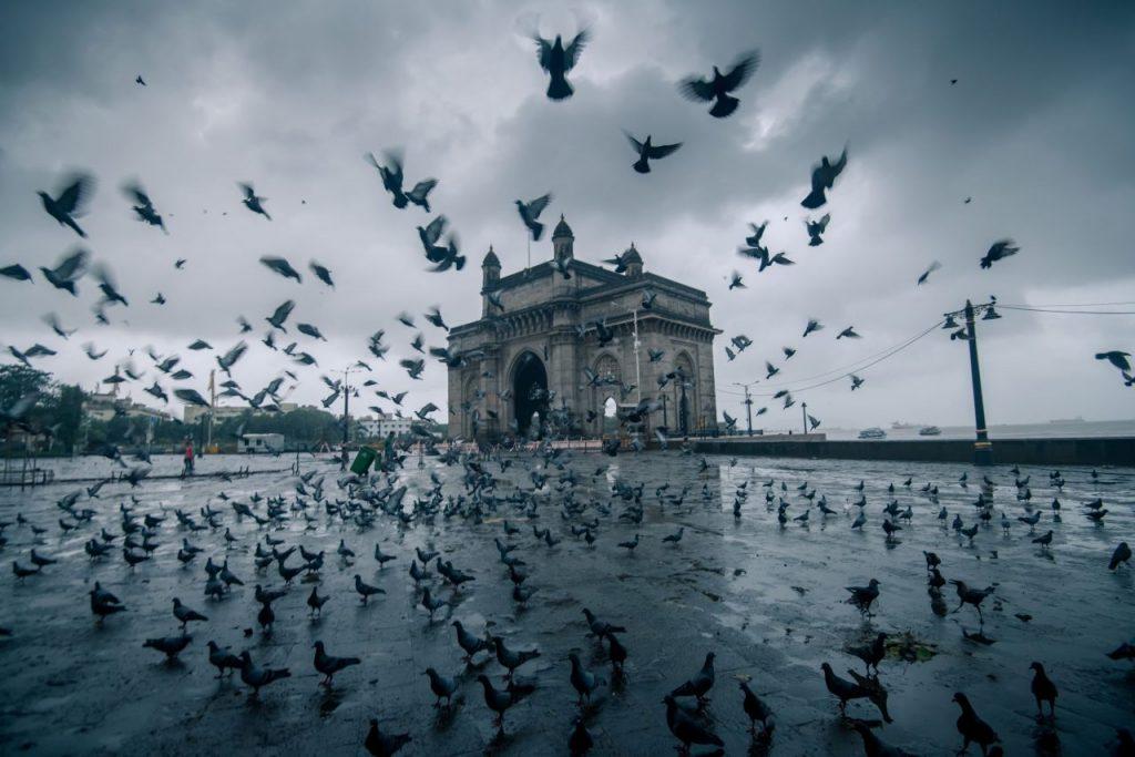 INDIA gateway-of-india-mumbai-4GGF335
