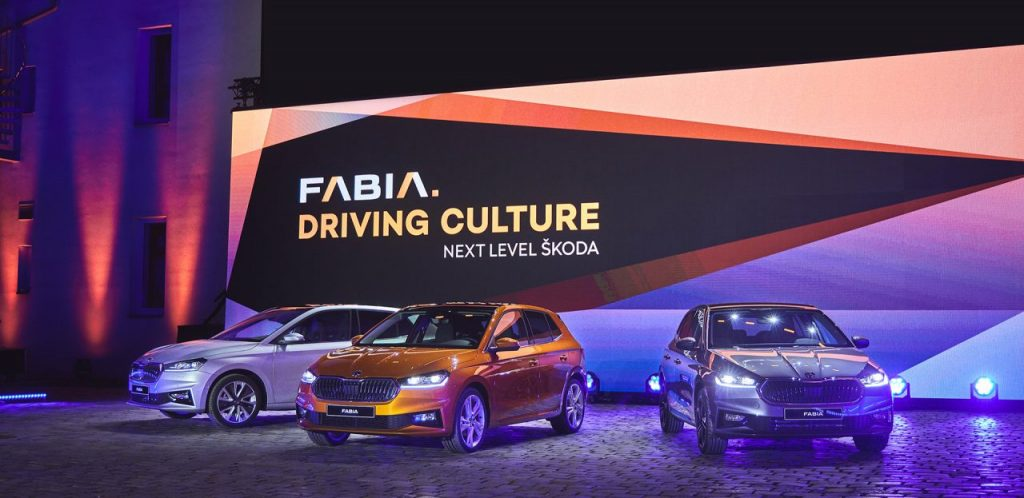 NEW SKODA FABIA WORLD PREMIERE_7