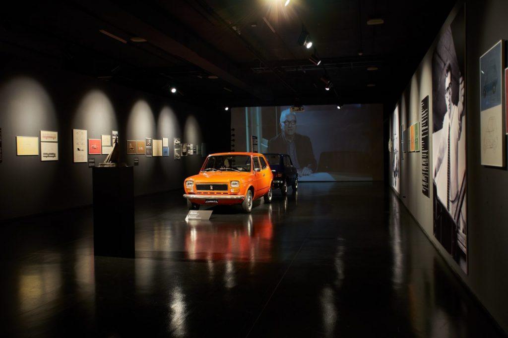 07 Che macchina! Exhibition