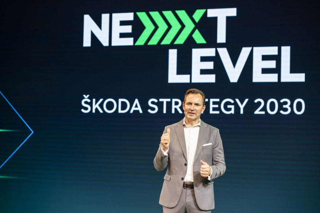 SKODA AUTO_CEO THOMAS SCHAEFER